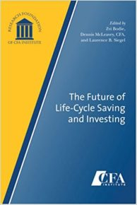 The Future of Life-Cycle Saving and Investing – Book Cover