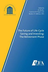 The Future of Life-Cycle Saving and Investing: The Retirement Phase – Book Cover