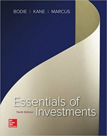 Essentials of Investments (10th Edition) – Book Cover