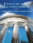 Financial Economics (2nd Edition) – Book Cover