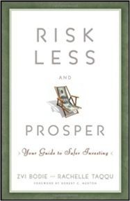 Risk Less and Prosper – Book Cover