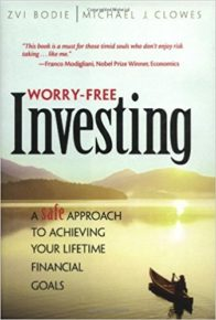 Worry-Free Investing - Book Cover