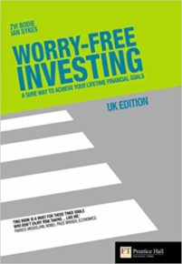 Worry-Free Investing (UK Edition) – Book Cover